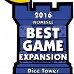 2 nominations pour les DICE TOWER AWARDS