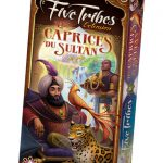 Five Tribes - Les Caprices du Sultan