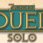 7 Wonders Duel > extension SOLO