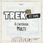 TREK 12 - at home