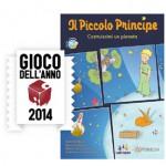 Le Petit Prince jeu de l'année en Italie !!