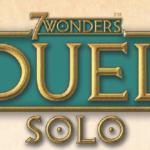 7 Wonders Duel > extension SOLO