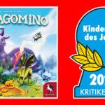"""Dragomino remporte le """"KinderSpiel"""""""