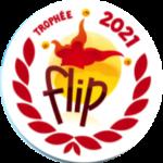 Trophée FLIP enfant pour Dragomino
